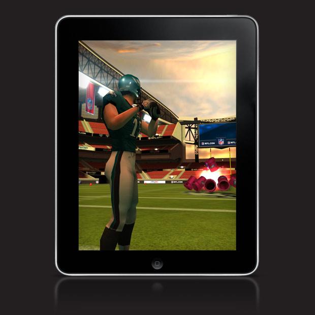 NFL Flick Quarterback