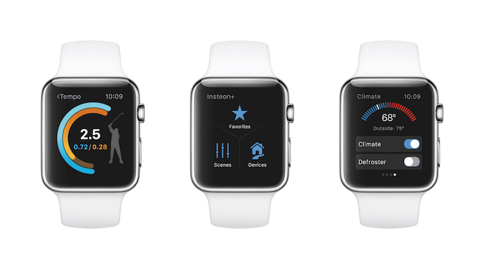 Apple Watch: WatchOS 2 at WWDC 2015