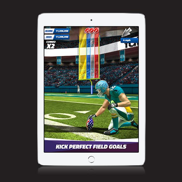 Flick Field Goal
